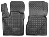 Резиновые коврики Smart Fortwo 2014-