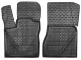 AvtoGumm Резиновые коврики Smart Fortwo 2014-