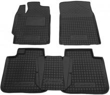 Резиновые коврики Toyota Camry V50-55 2011-2017