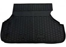AvtoGumm Резиновый коврик в багажник Audi 100 (C4) sedan 1991-1994
