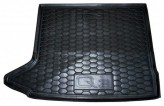 AvtoGumm Резиновый коврик в багажник Audi Q3 2011-2018