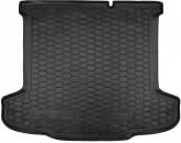 AvtoGumm Резиновый коврик в багажник Fiat Tipo 2015-