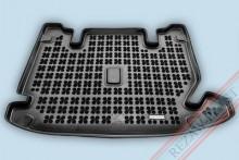 Rezaw-Plast Резиновый коврик в багажник Renault Lodgy 7 мест