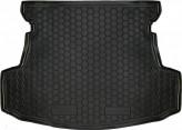 AvtoGumm Резиновый коврик в багажник GEELY GC-5 2014- sedan