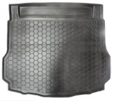 AvtoGumm Резиновый коврик в багажник GREAT WALL Haval H6 2012-2018