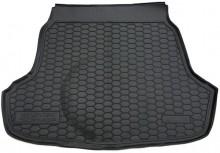 AvtoGumm Резиновый коврик в багажник Hyundai Sonata LF 2014-2019
