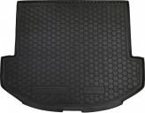 AvtoGumm Резиновый коврик в багажник Hyundai Grand Santa-Fe 2013- (7 мест) BASE