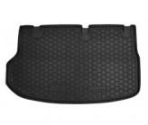 AvtoGumm Резиновый коврик в багажник Hyundai H1 2007-