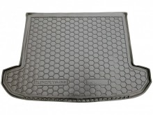 AvtoGumm Резиновый коврик в багажник Kia Sportage 2015-2021