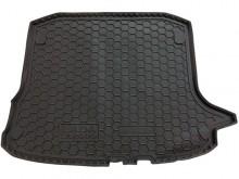 AvtoGumm Резиновый коврик в багажник Lada Largus (5 мест)