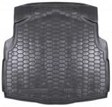 AvtoGumm Резиновый коврик в багажник Mercedes C-class W205 sedan (без уха)