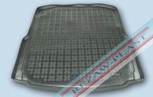 Rezaw-Plast Резиновый коврик в багажник Skoda A-7 Liftback