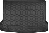 AvtoGumm Резиновый коврик в багажник Mercedes GLA-class X 156