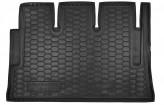 AvtoGumm Резиновый коврик в багажник Mercedes Viano Vito 2003-2014