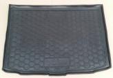 AvtoGumm Резиновый коврик в багажник NISSAN Juke 2015- нижняя полка
