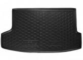 AvtoGumm Резиновый коврик в багажник NISSAN Juke 2015- верхняя полка