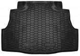 Резиновый коврик в багажник Nissan Almera Classic AvtoGumm