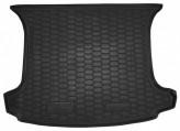AvtoGumm Резиновый коврик в багажник PEUGEOT 308 2008-2014 (5 мест) Универсал