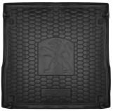 AvtoGumm Резиновый коврик в багажник PEUGEOT 308 2013- (универсал)