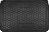 AvtoGumm Резиновый коврик в багажник Renault Captur верхняя полка