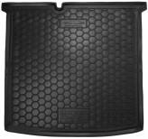 AvtoGumm Резиновый коврик в багажник SKODA Fabia 2015- (универсал)