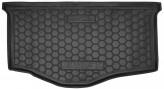 Резиновый коврик в багажник Suzuki Swift 2010-2017 AvtoGumm
