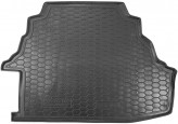 Резиновый коврик в багажник TOYOTA Camry 2006-2011 V-3.5 AvtoGumm