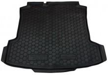 AvtoGumm Резиновый коврик в багажник VW Polo 2010-2020 sedan