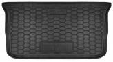 AvtoGumm Резиновый коврик в багажник Smart Forfour 453 2014-