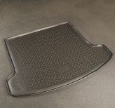 Unidec Резиновый коврик в багажник Nissan Qashqai +2