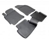 Резиновые коврики Chevrolet Lacetti 3D 2004-2013