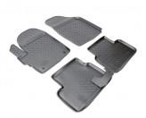 Резиновые коврики Chevrolet Spark 2005-2011