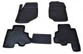 Резиновые коврики Chevrolet Trail Blazer 2006-2009