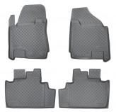 Unidec –езиновые коврики Cadillac SRX 2010-