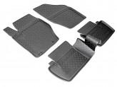 Unidec Резиновые коврики Citroen C4 2010-