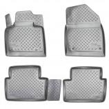Резиновые коврики Citroen C5 (X7) 2008-