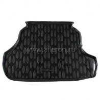 Aileron Резиновый коврик в багажник ЗАЗ Форза sedan