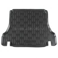 Резиновый коврик в багажник Lanos sedan Aileron
