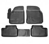 Резиновые коврики Daewoo Matiz 2001-2005