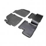 Резиновые коврики Daewoo Matiz 2005-