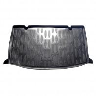 Резиновый коврик в багажник Chevrolet Aveo HB ZAZ Vida