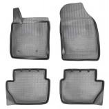 Резиновые коврики 3D Ford EcoSport 2014-