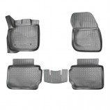 Резиновые коврики Ford Mondeo 2014-
