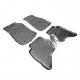 Резиновые коврики Ford Ranger 2006-\ Mazda BT-50 2006- Unidec