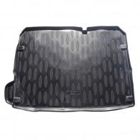 Резиновый коврик в багажник Citroen C4 2010- Aileron