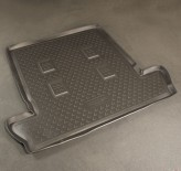 –езиновый коврик в багажник Lexus LX 2008-2015 7-ми местный