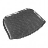 Резиновый коврик в багажник Audi A3 (8P1) HB 2007-2012 (3 двери) Unidec