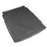 Unidec Резиновый коврик в багажник BMW 5 (F10) sedan 2010-