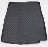 Резиновый коврик в багажник BMW 7 (F02) Long 2009- Unidec