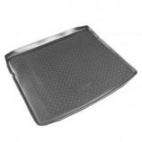 Unidec Резиновый коврик в багажник Chevrolet Cruze HB 2011-